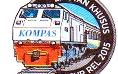 Kereta Anak Bangsa dan Liputan Khusus Susur Rel Kompas 2014-2016