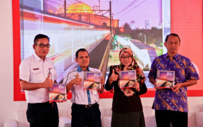 Peluncuran Buku Menuju Kereta Commuter Indonesia