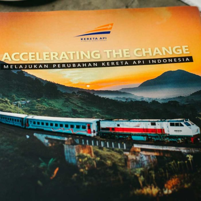 Accelerating The Change