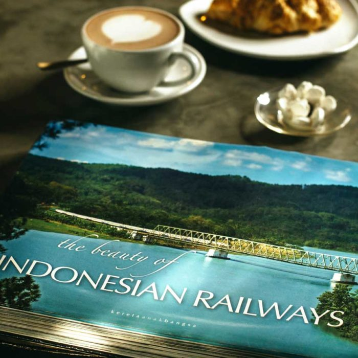 The Beauty of Indonesian Railways