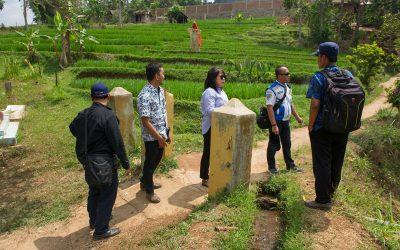 Memandu dan Mendampingi Survei Tim Direktorat Jenderal Perkeretaapian di Jalur KA Nonaktif Rancaekek-Tanjungsari dan Cikudapateuh-Ciwidey