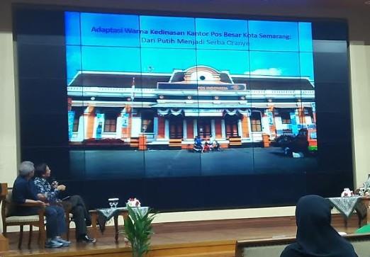 """Rangkaian Peringatan Hari Purbakala ke-105 Tahun: Seminar Nasional Cagar Budaya dan Peluncuran Buku""""Warisan Budaya Maritim Nusantara"""""""