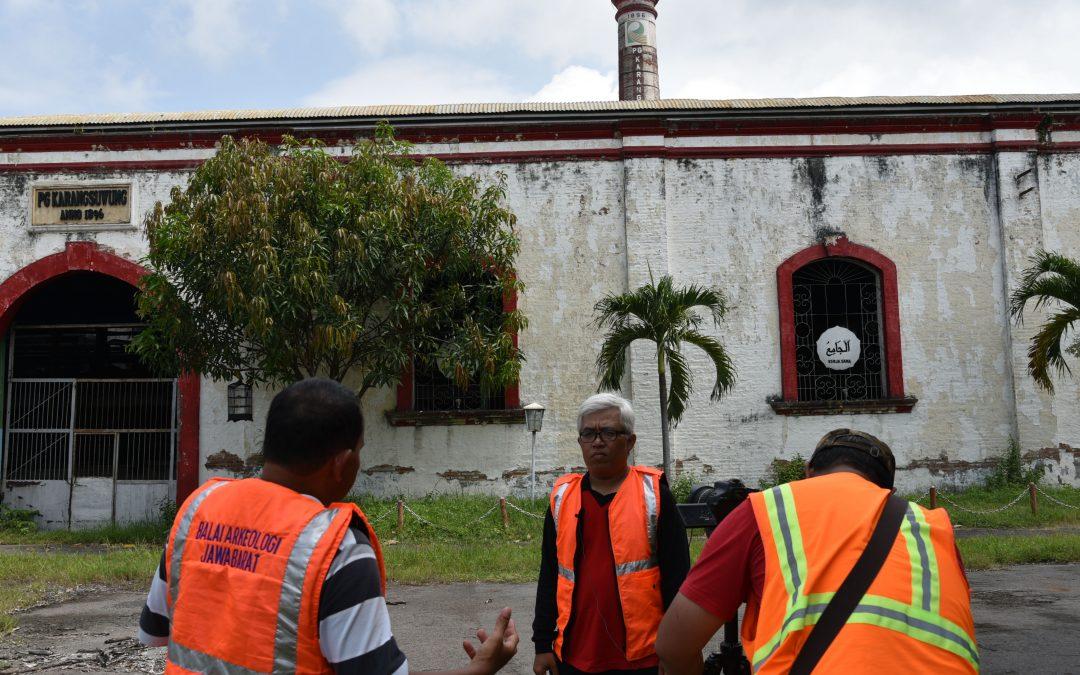 """Pembuatan Video Dokumenter """"Penelitian Arkeologi: Kereta Api dan Perkembangan Wilayah di Cirebon"""""""