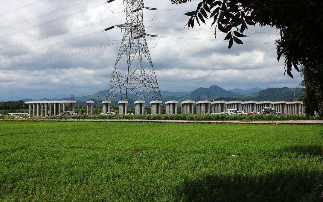 Pembangunan Jalur KA Bandar Udara Internasional Yogyakarta