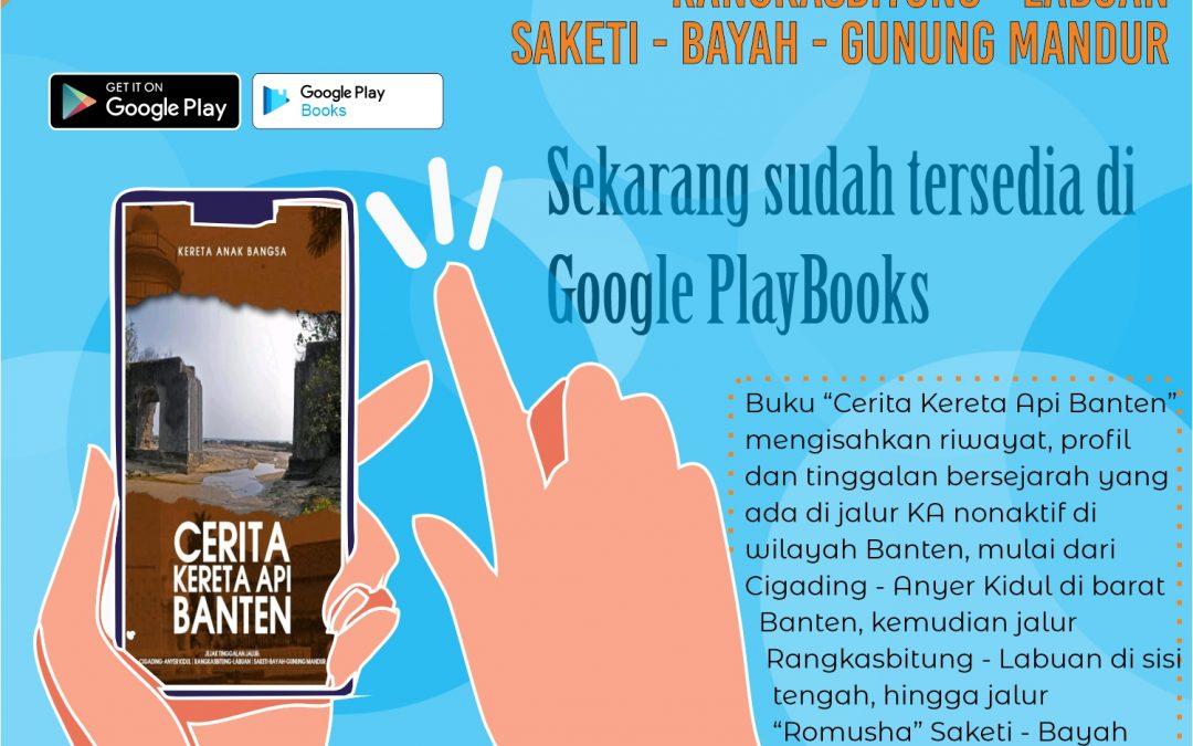 "Buku Digital ""Cerita Kereta Api Banten"""