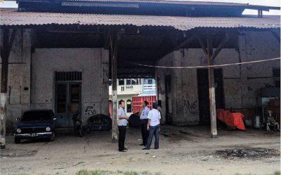 Reaktivasi Stasiun Pulau Aie di Padang Sumatera Barat