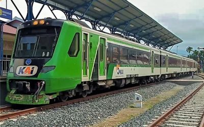 Layanan KA Minangkabau Ekspres di Stasiun Pulau Aie dan Reaktivasi Stasiun Tarandam