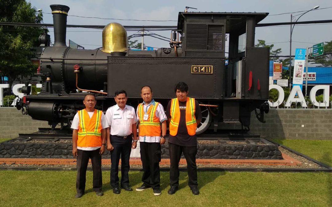 Dokumentasi  Sarana dan Prasarana PT Kereta Api Indonesia (Persero)